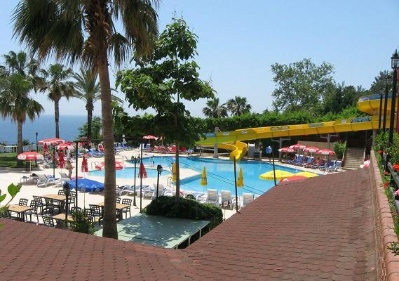 Povjerenje sreća! Pogotovo turizam Program fortuna 5 * (Antalya)
