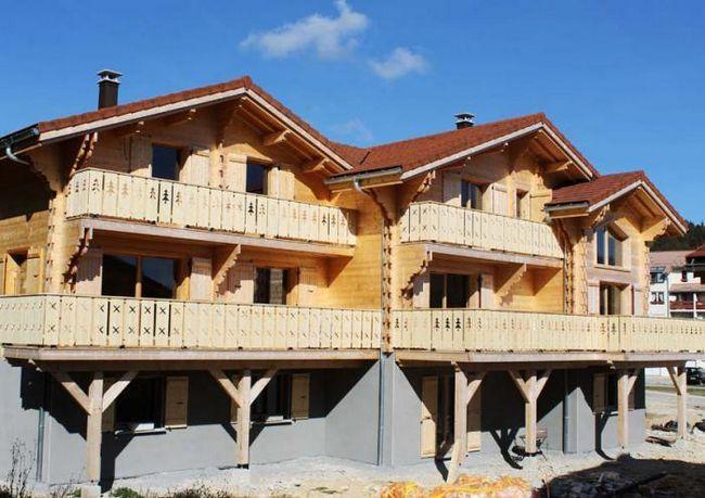 Izgradnju kuća iz dvostrukog snopa