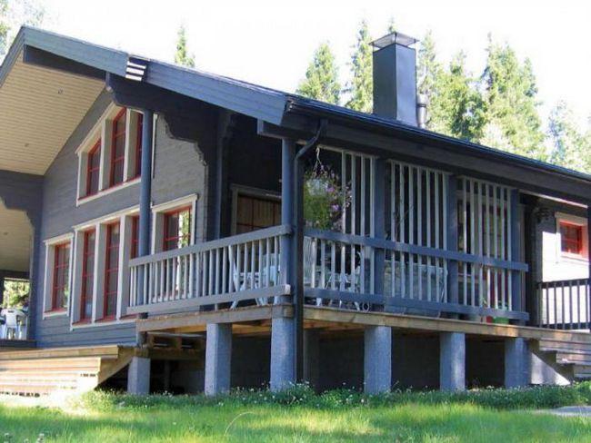Kuća dual-beam tehnologiju