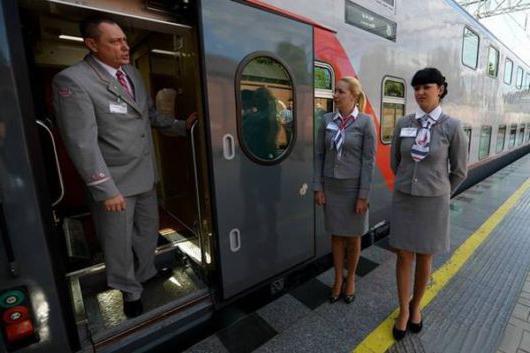 Trenirati Moskva Adler 104 zaustavljanja