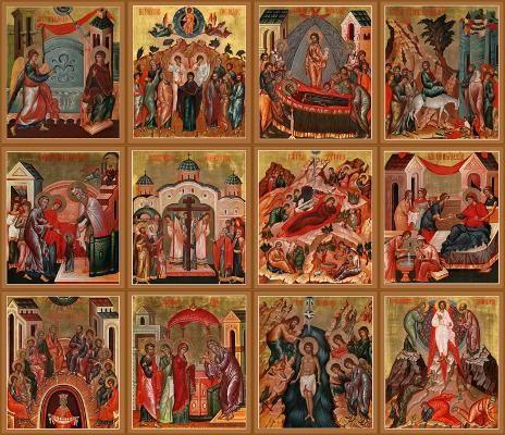 двунадесятые православные праздники