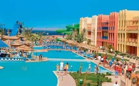 Egipat Hurghada Hotel Titanic
