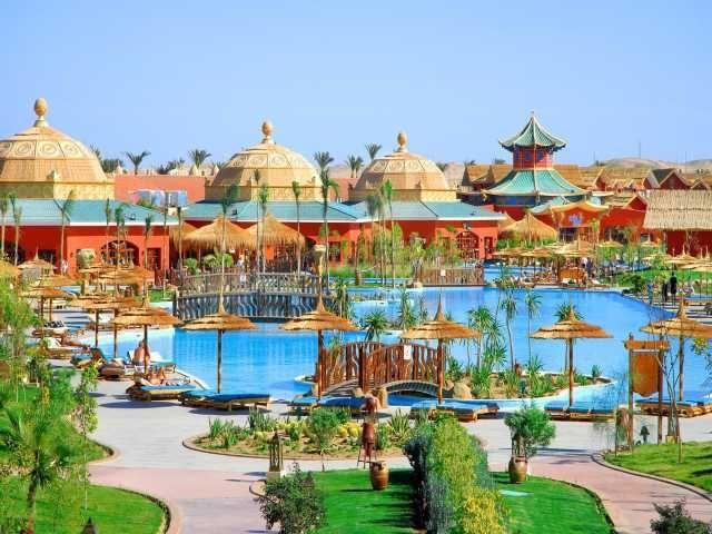 Egipat Jungle Aqua Park Hotel