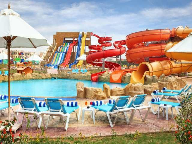 Hoteli u Egipat Hurghada s vodenom parku
