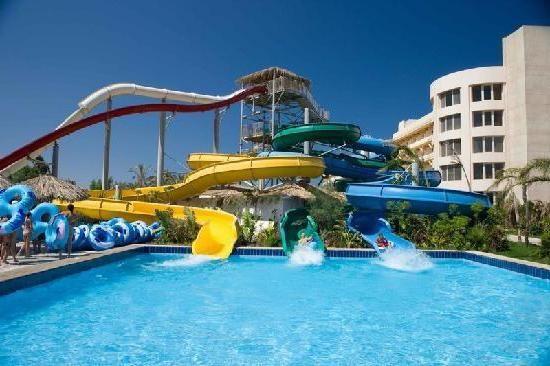 Egipat Hoteli s vodenom parku