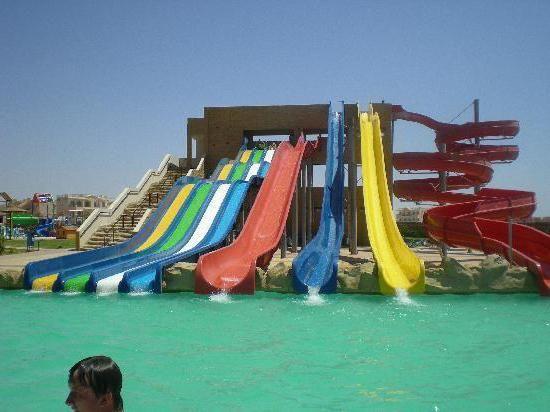 s vodenom parku Hoteli