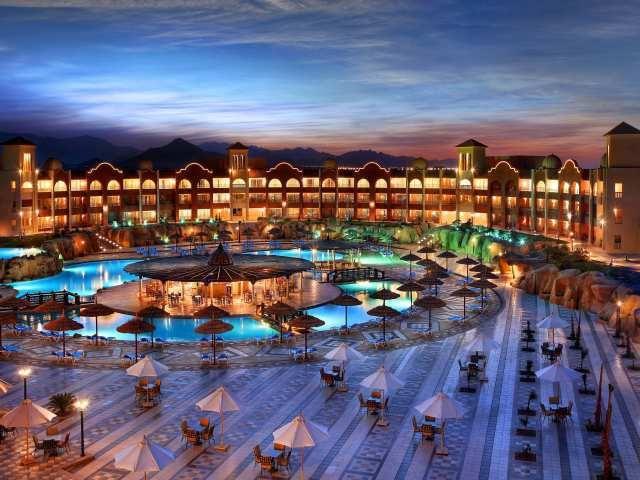 5 Hoteli u Egiptu s vodenom parku