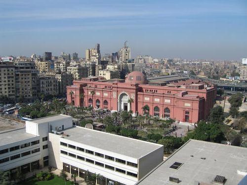 столица египта город
