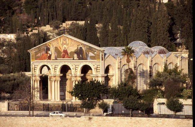 храм на Елеонской горе