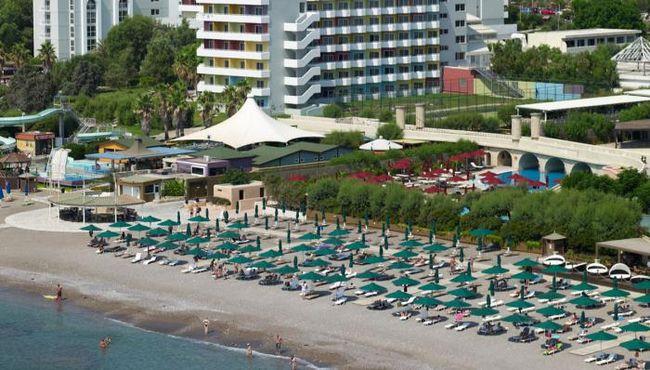 Esperides obiteljska plaža 4 * (Rodos, Grčka): opis i recenzije