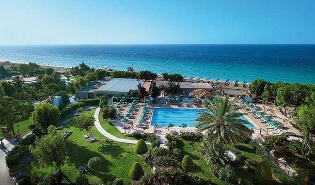 Obitelj svijet aqua plaža 4 * - najbolji hotel za obitelji