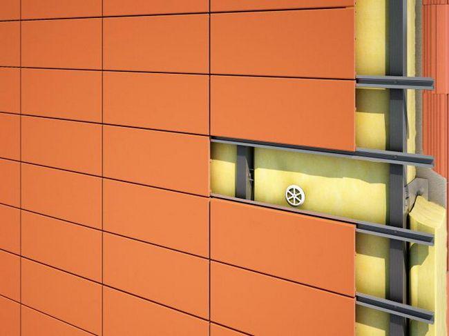 vrste ventilirana fasada
