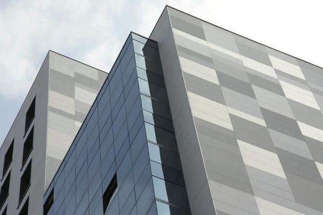 ventilirana fasada od granita instalacije tehnologije