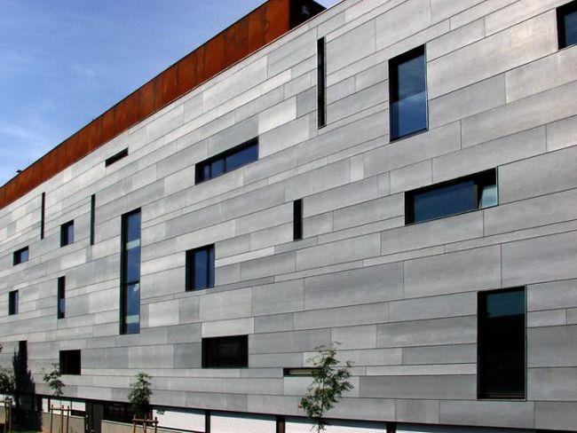 ventilirana fasada tehnologija od porculana