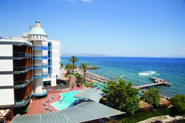 Faustina Hotel 4 (Kusadasi, Turska): recenzije