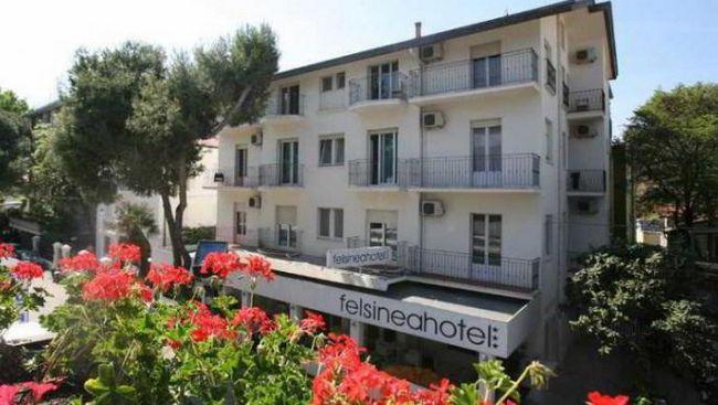 Felsinea 3 * (Rimini): Proračun odmor u Italiji