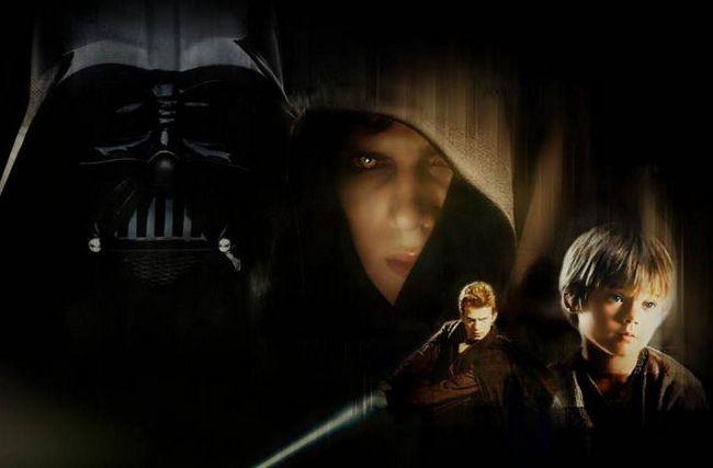 тёмная сторона силы