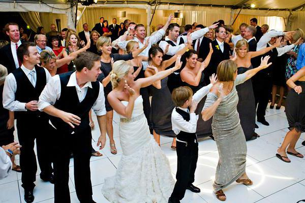 музыка для флэшмоба на свадьбу