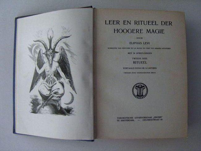 элифас леви книги