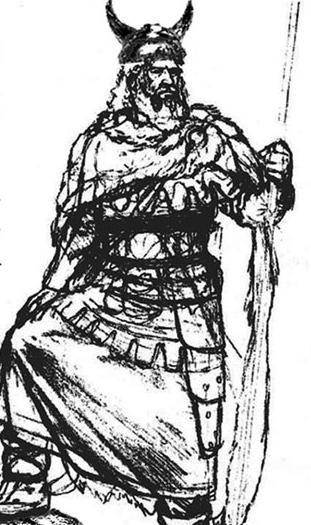 Pretpostavljam na runa od Odin
