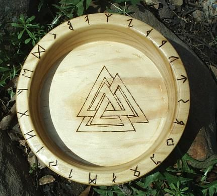 proricanje runa od Odin