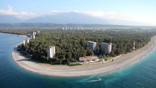 Abhazije hoteli