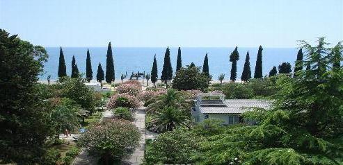 Hoteli u Abhaziji Bichvinta