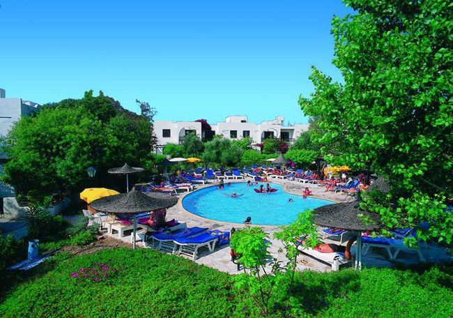 Vrtovi apartman Paphos (Cipar): opis i hotelski recenzije