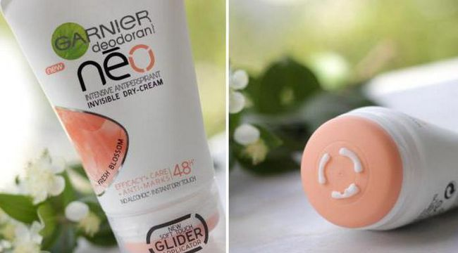 Krema dezodorans Garnier recenzije