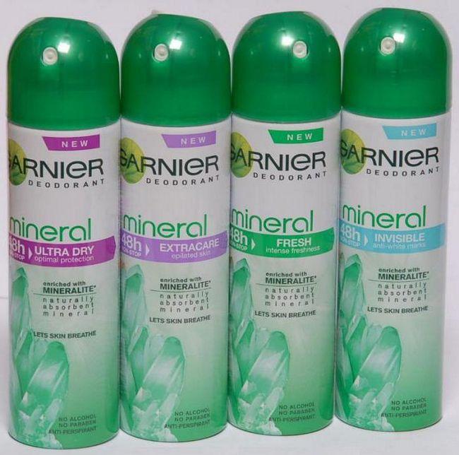 Dezodorans Garnier mineral