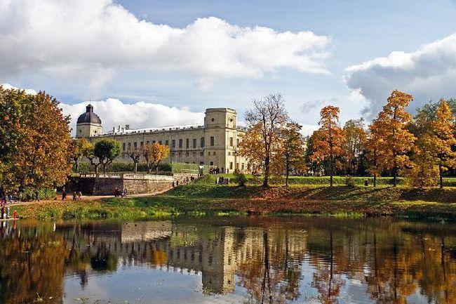 Гатчинские парки и дворцы (фото)