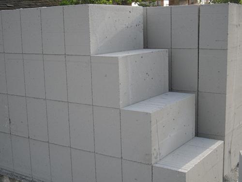 Zidane betonskih blokova.