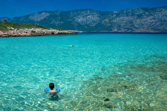 Курорты Турции где лучше отдохнуть в сентябре