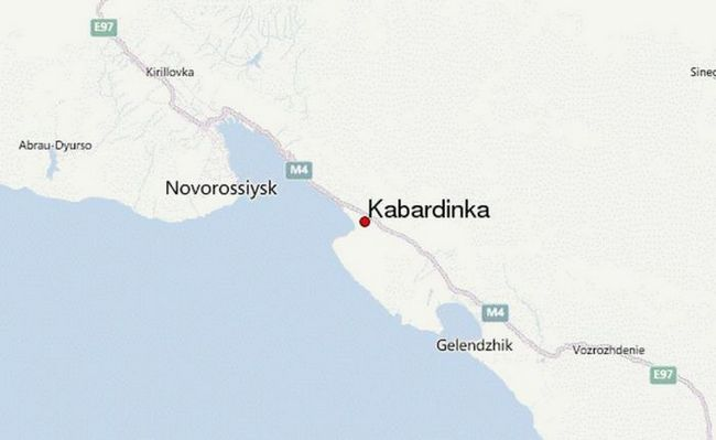 gdje Kabardinka