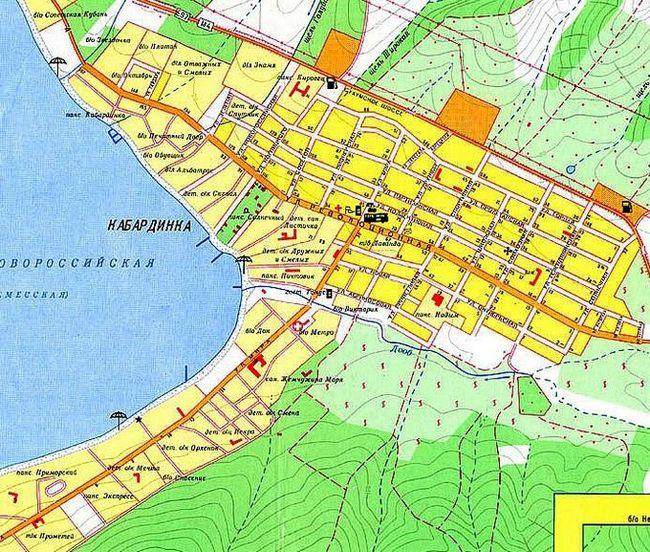 Kabardinka Krasnodar regiji