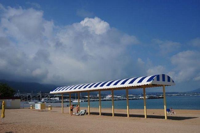 Kabardinka pješčana plaža