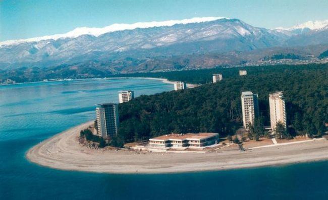 kada je najbolje da se odmori u Abhaziji