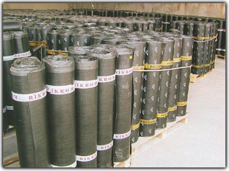 битумные гидроизоляционные материалы