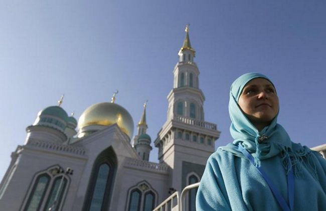 московская соборная мечеть адрес