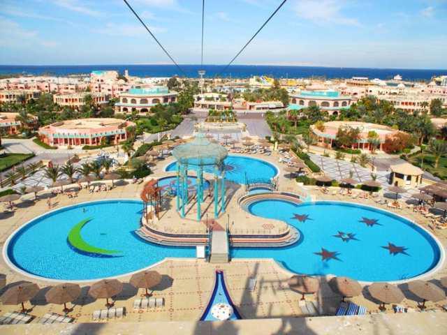 Zlatni 5 Paradise Resort 5 * (Hurghada): opis, fotografije i recenzije