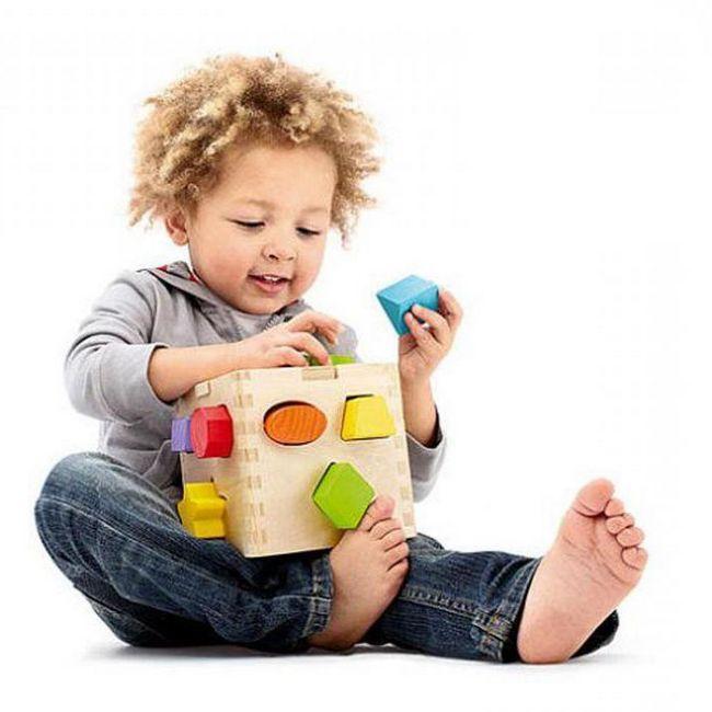 Головоломки логические - успех ребенка в будущем