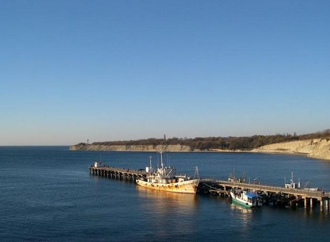 Krasnodar odmor Blue Bay
