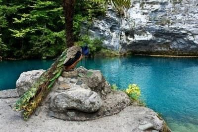 Jezero Abhazija fotografija