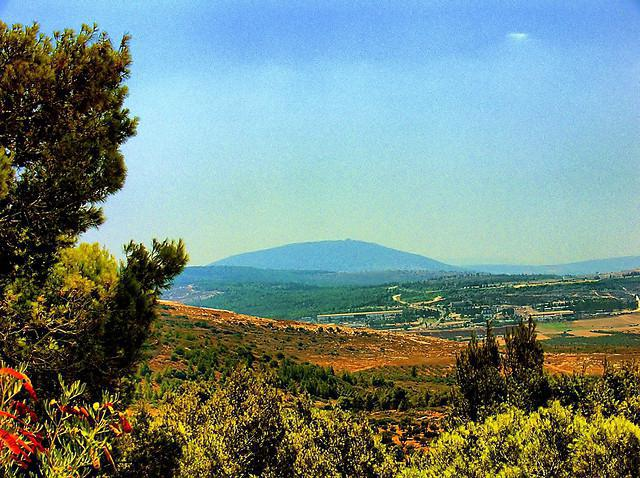 Mount Tabor Izrael