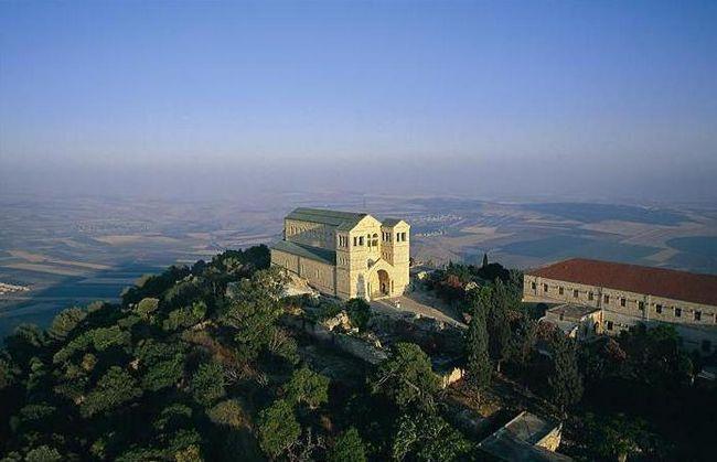 Mount Tabor Crkva Preobraženja