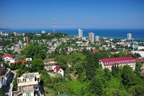 Hot Springs cijenu Krasnodar Territory