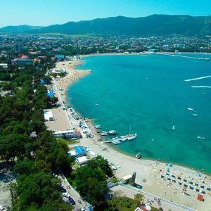 Hot Springs slike Krasnodar Territory