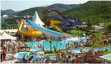 hot spring Krasnodar regiji