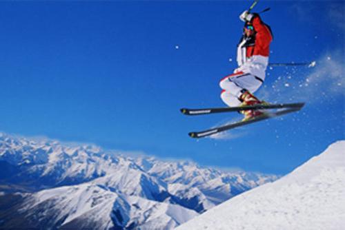 Skijanje u Rusiji