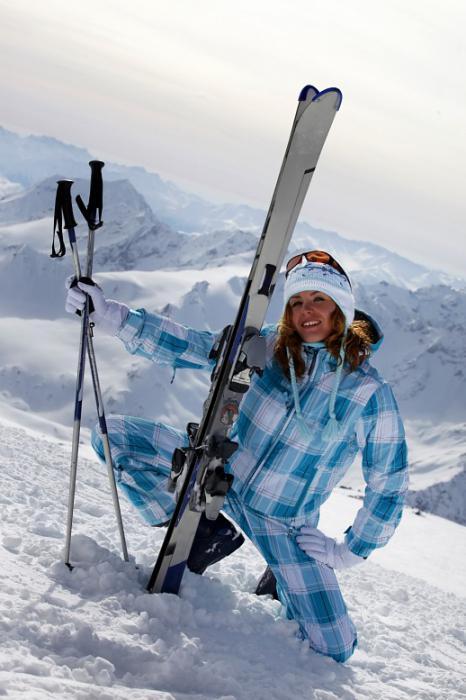 Najbolji skijališta u Rusiji. lista